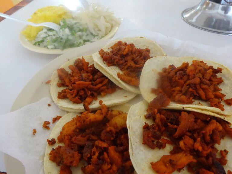 Tacos at Tropi Tacos