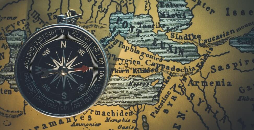 Map and Compass Top 5 Useful Google
