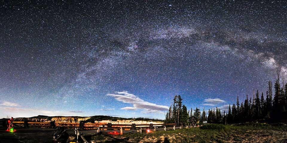 The Night Sky