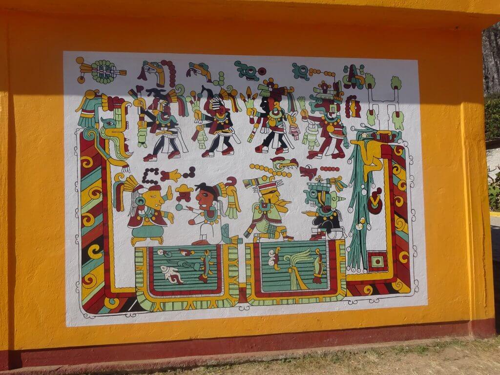 Santiago Apoala Mural