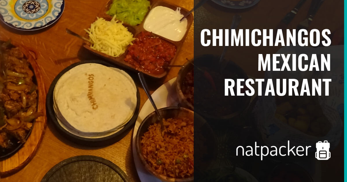 Chimichangos Mexican Restaurant