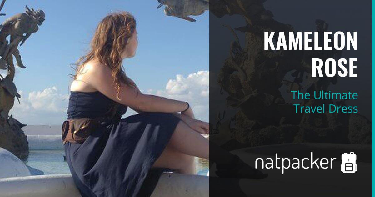 Kameleon Rose - The Ultimate Travel Dress
