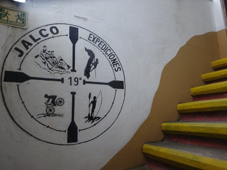 Inside Jalco Expediciones