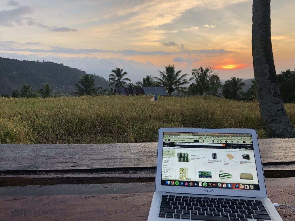 Digital Nomad In Munduk, Bali