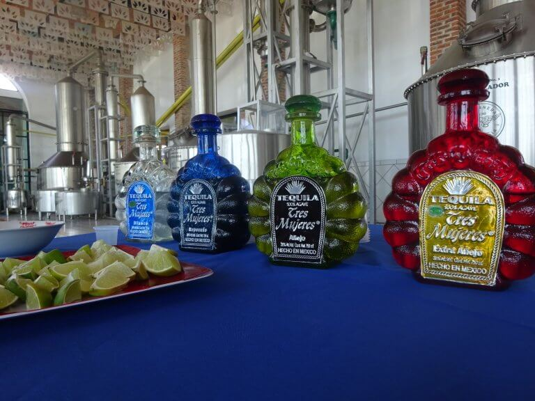 Tres Mujeres Tequila