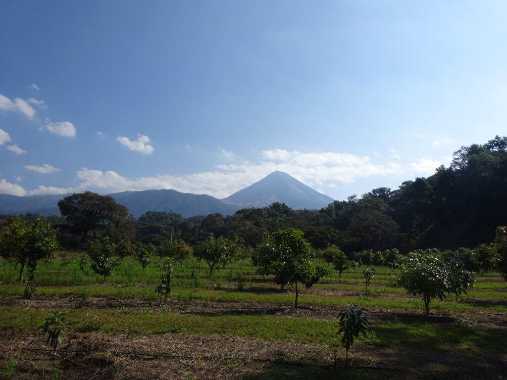 AVolcan de Colima