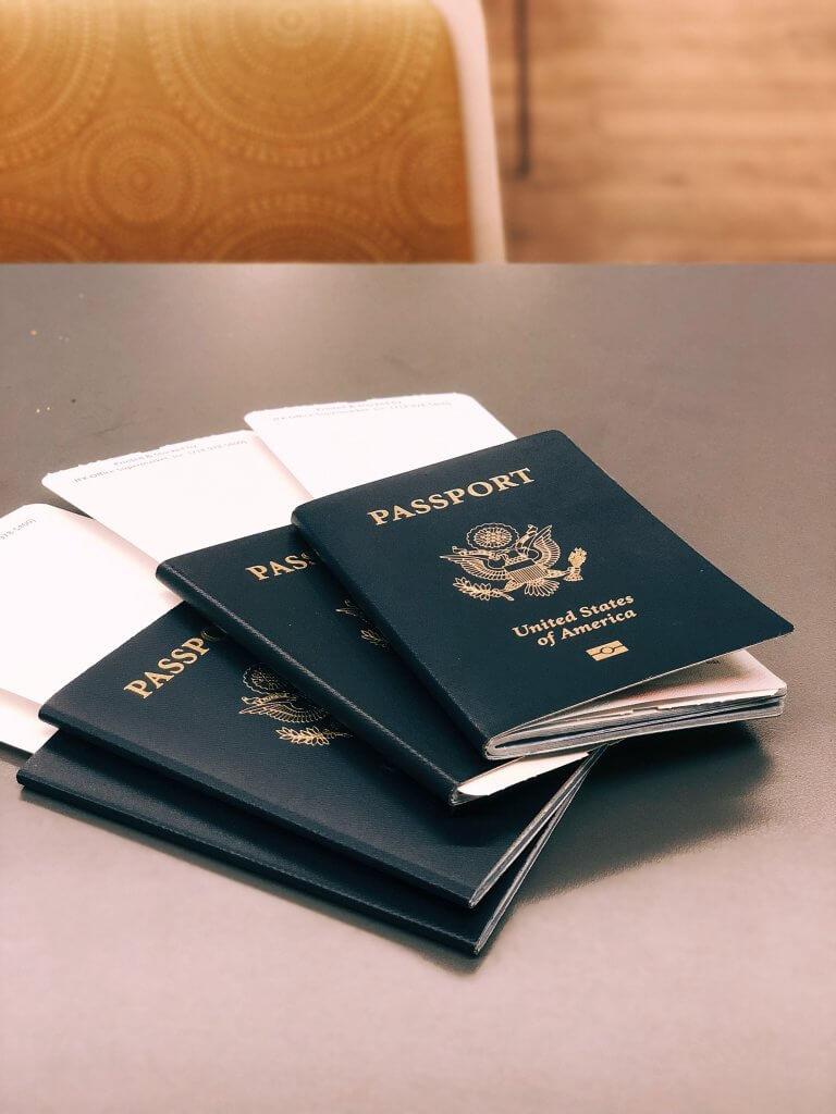 Take Your Passport