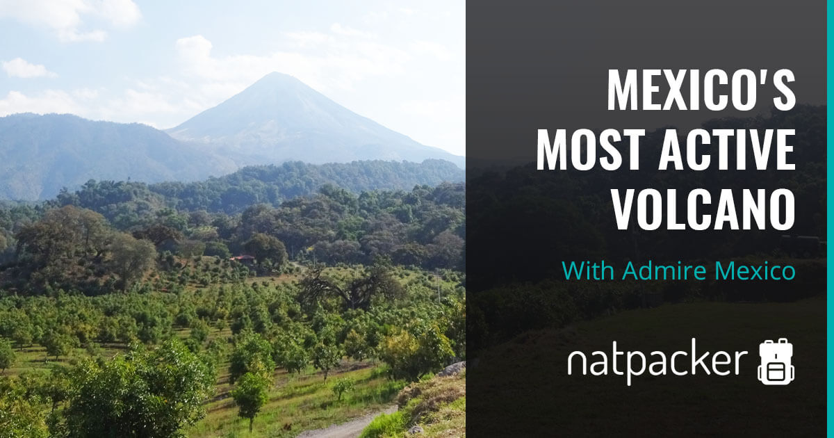The Most Active Volcano In The Country