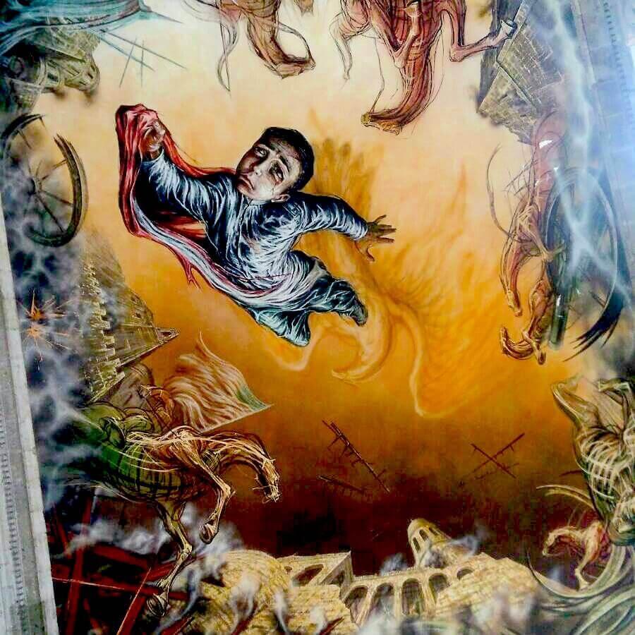 The Niños Heroes Mural