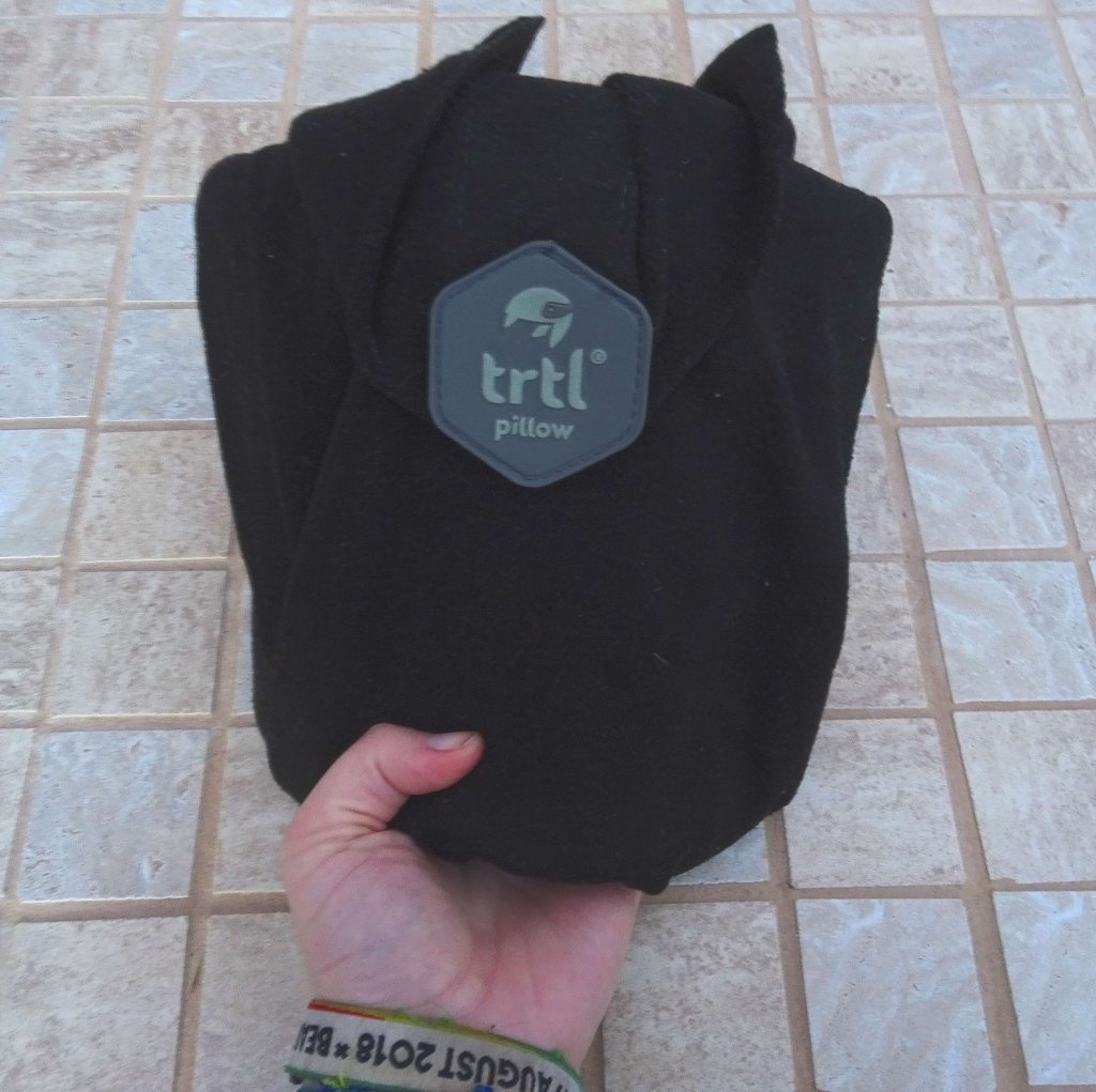 The Trtl Pillow