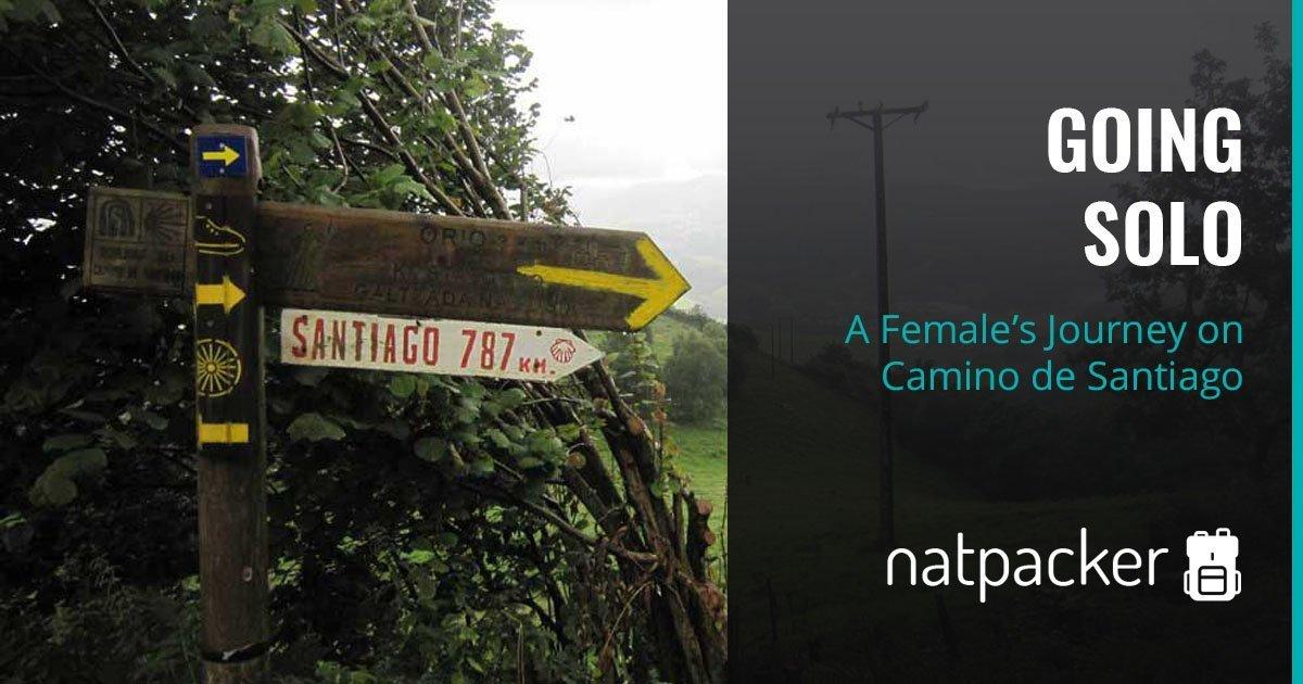 Going Solo: A Female's Journey on Camino de Santiago