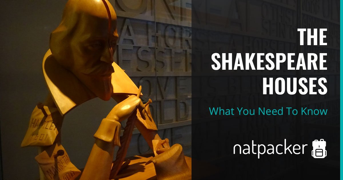 The Shakespeare Houses - What You Need To Know