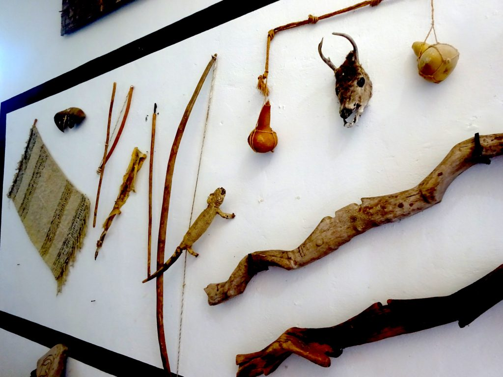 Artifacts In Museo Fuerte Mirador