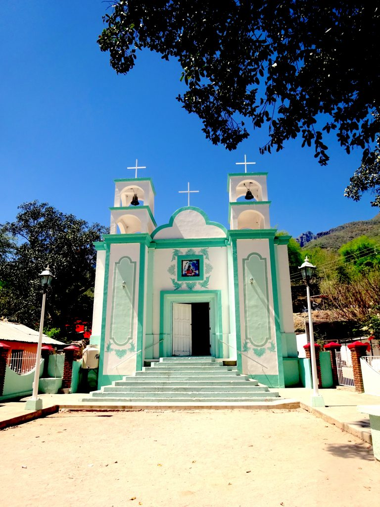 Church In Urique