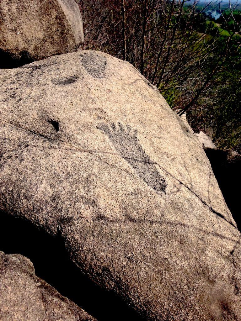 Foot Petroglyph