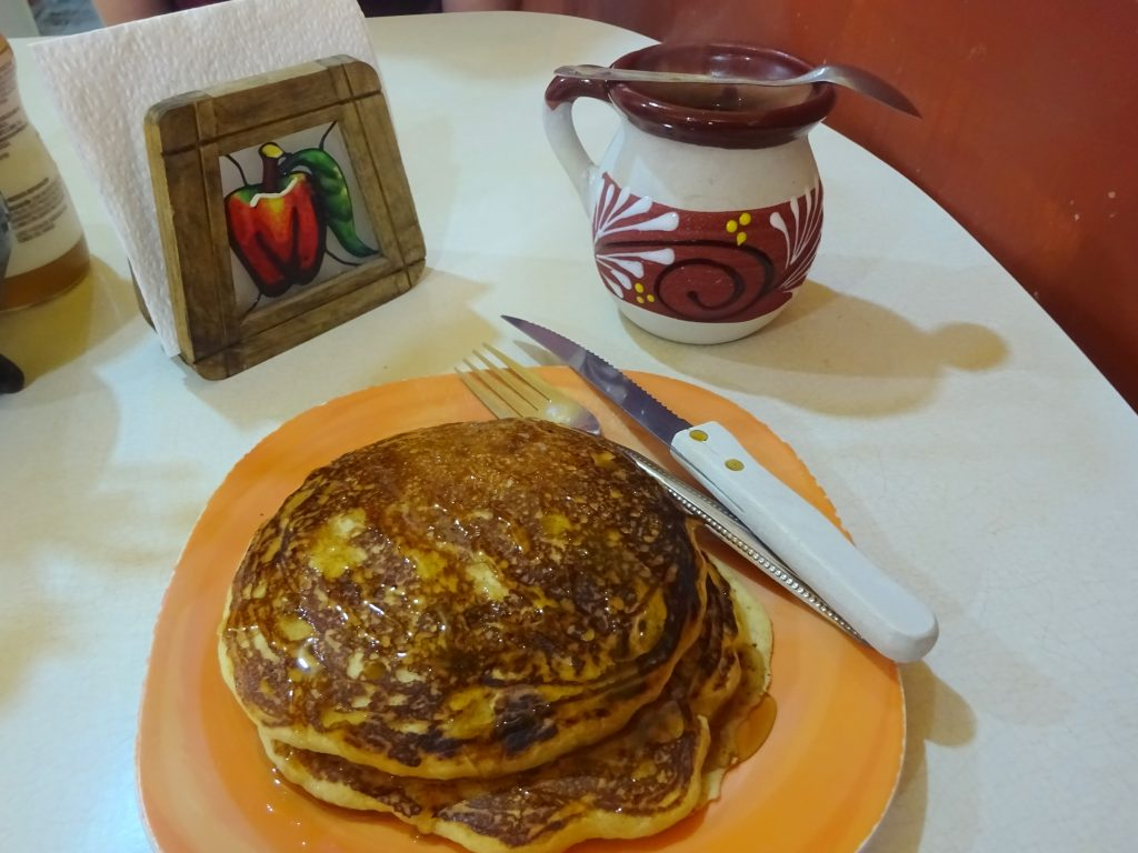 Hotcakes And Cafe de Olla
