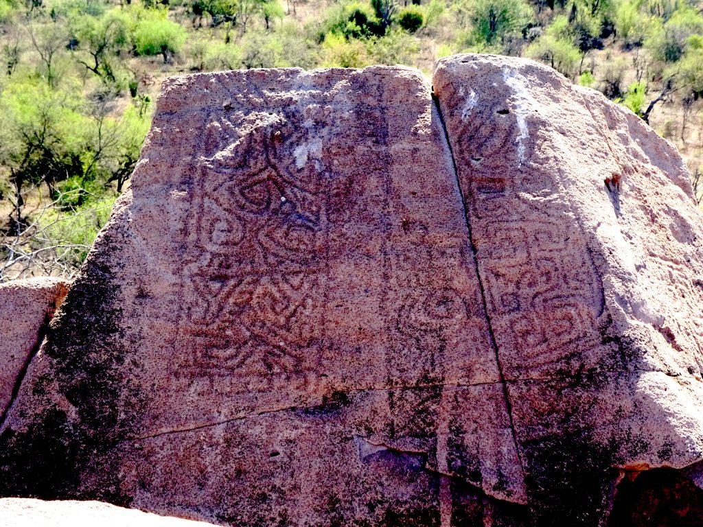 Large Petroglyph