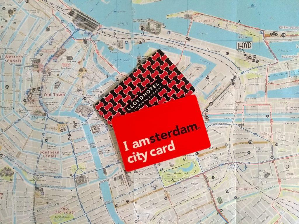 Lloyd And I Amsterdam