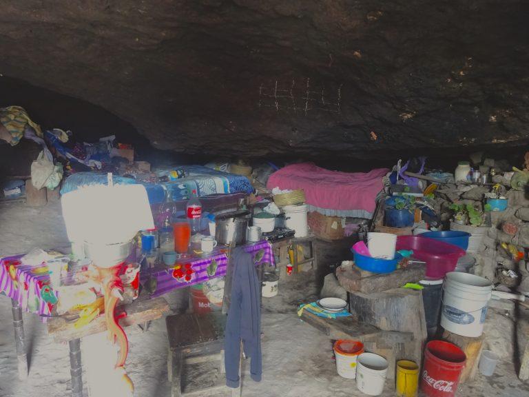 Raramuri Cave Dwelling