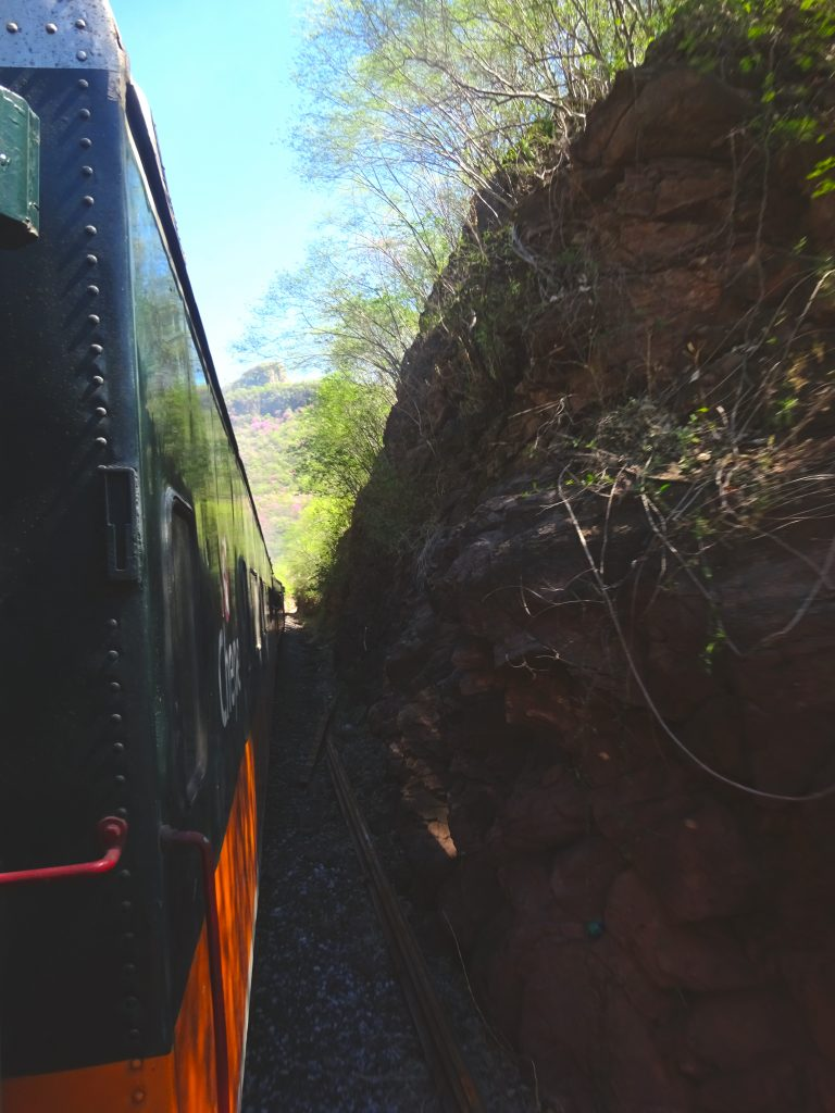 Riding The Copper Canyon Train