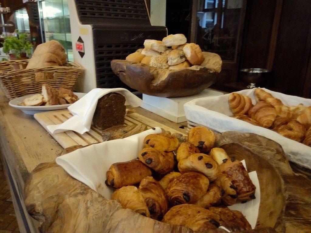 Breakfast Buffet At Lloyds Hotel Amsterdam
