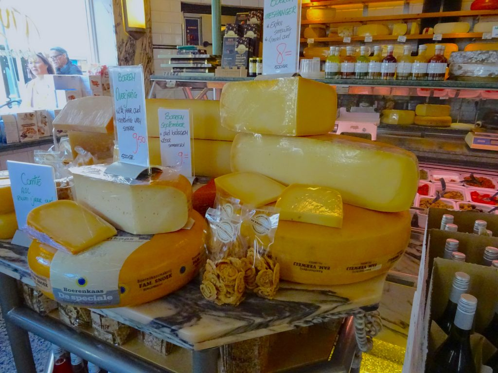 Cheeses In JWO