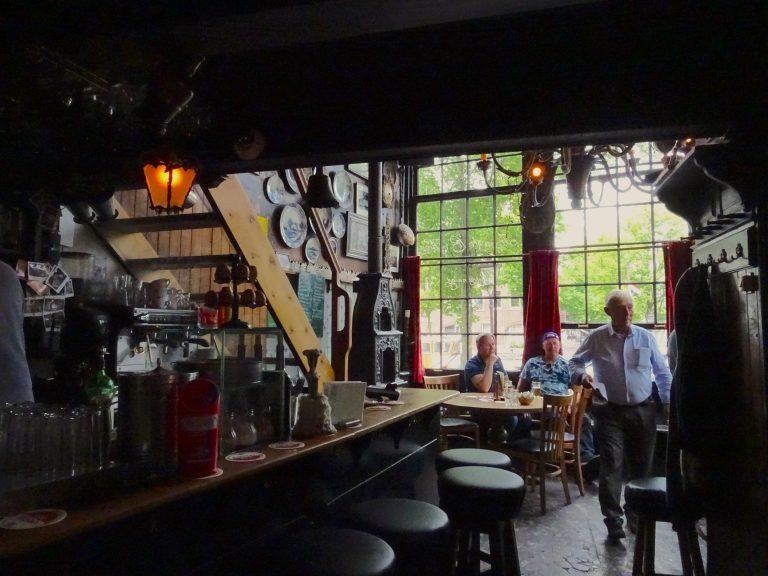Inside Café Papeniland