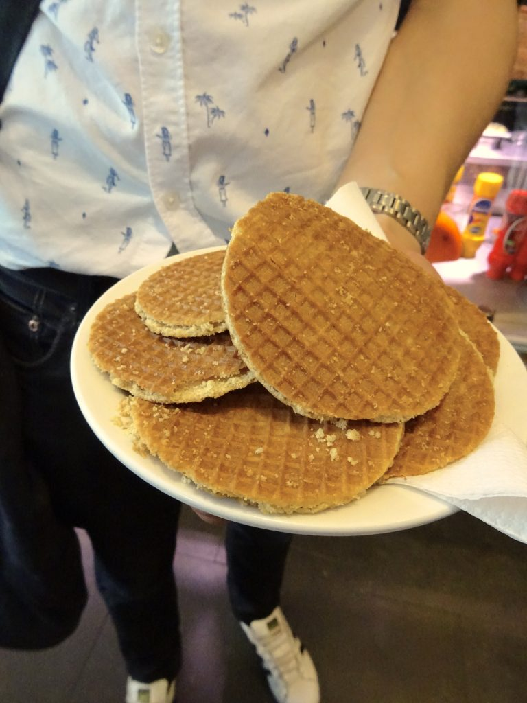 Jordaan District With Amsterdam Food Tours Stroopwafel For All