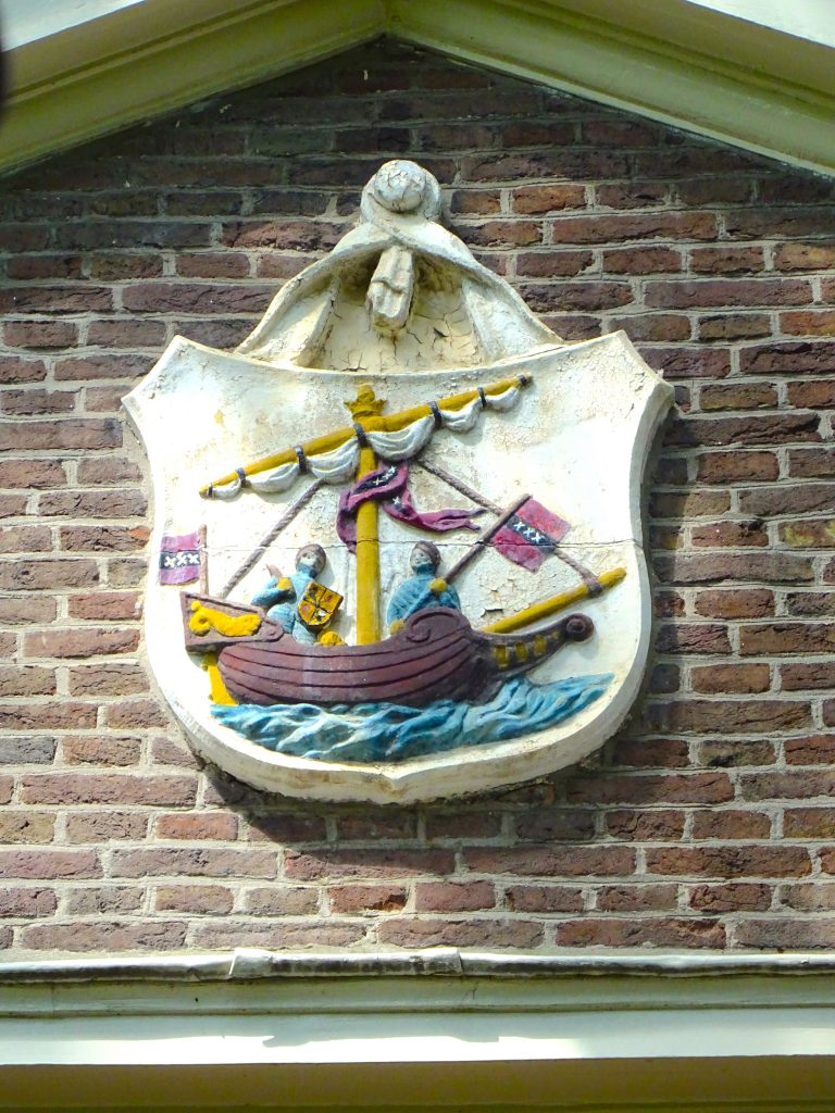 The Legend Of Amsterdam Shield