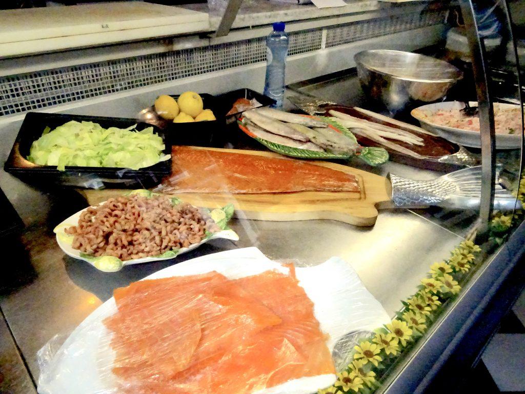 Urker Viswinkel Fish