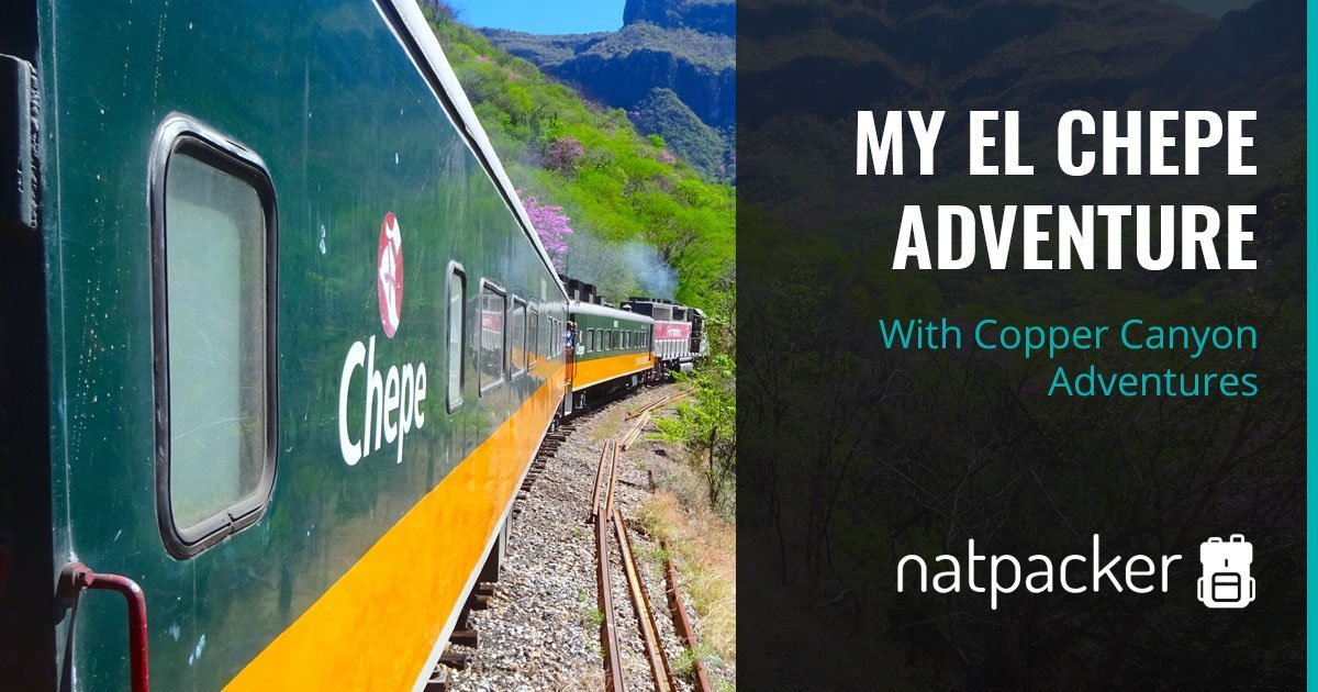 My El Chepe Adventure With Copper Canyon Adventures