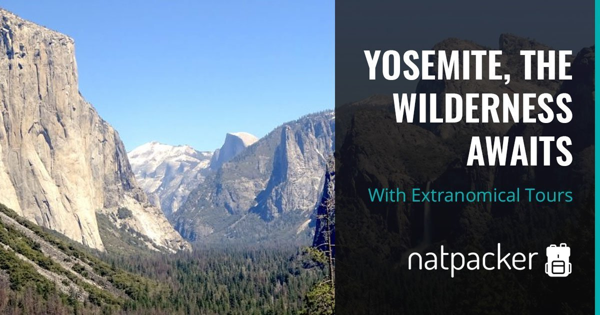 Yosemite With Extranomical Tours - The Wilderness Awaits