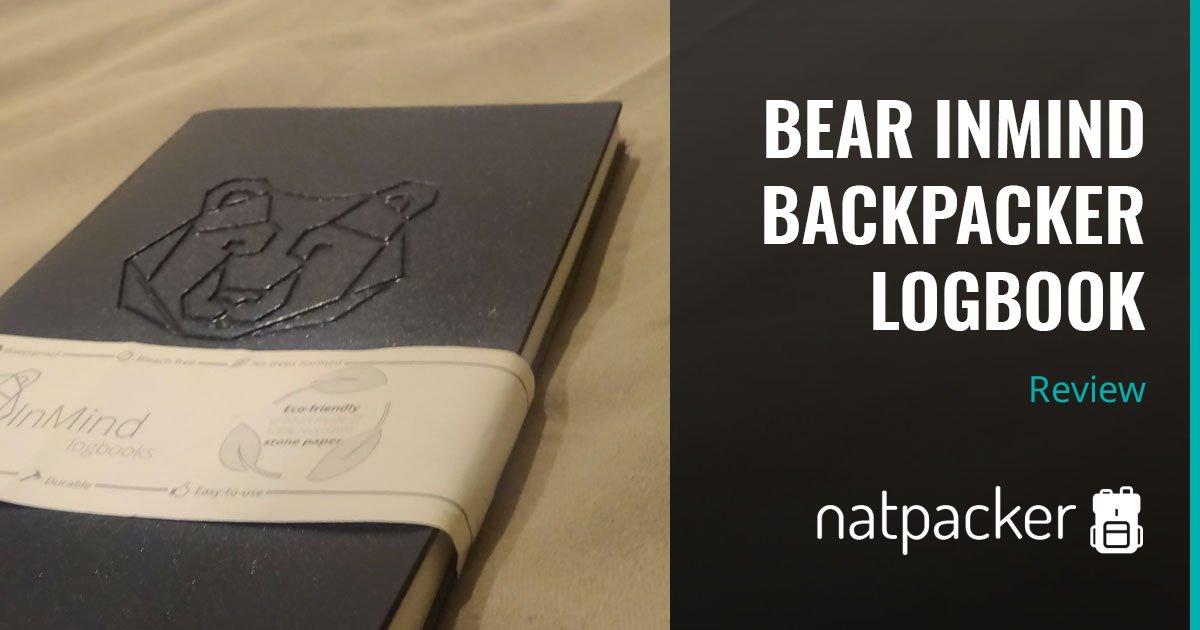 Bear InMind Backpacker Logbook Review