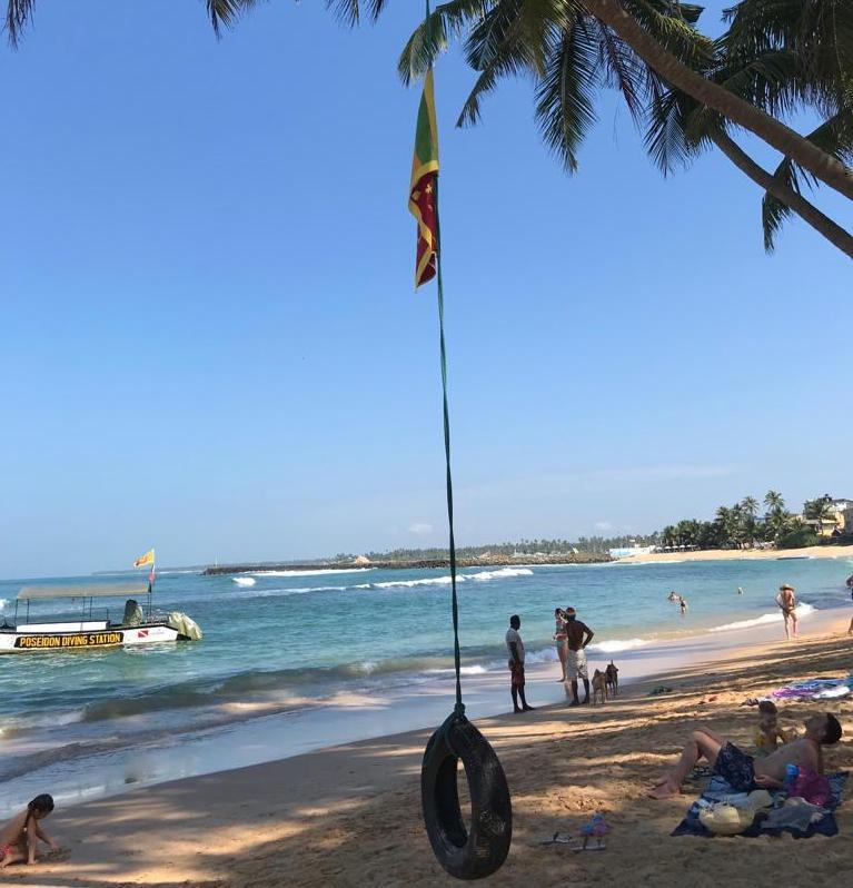 Visit Hikkaduwa In Sri Lanka
