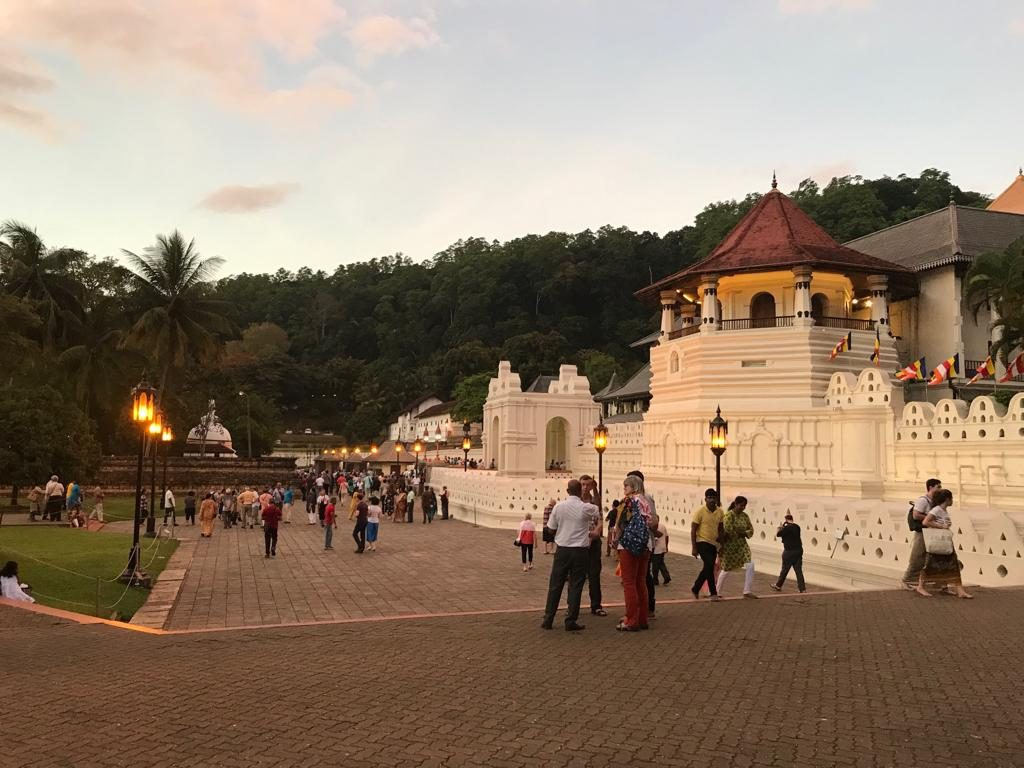 Kandy In Sri Lanks