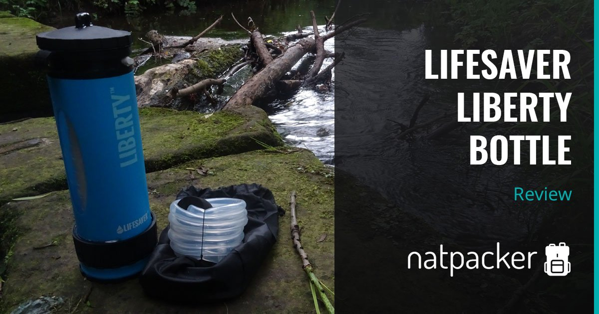ca379389f8 The LifeSaver Liberty Bottle - Get Safe And Clean Water Easily
