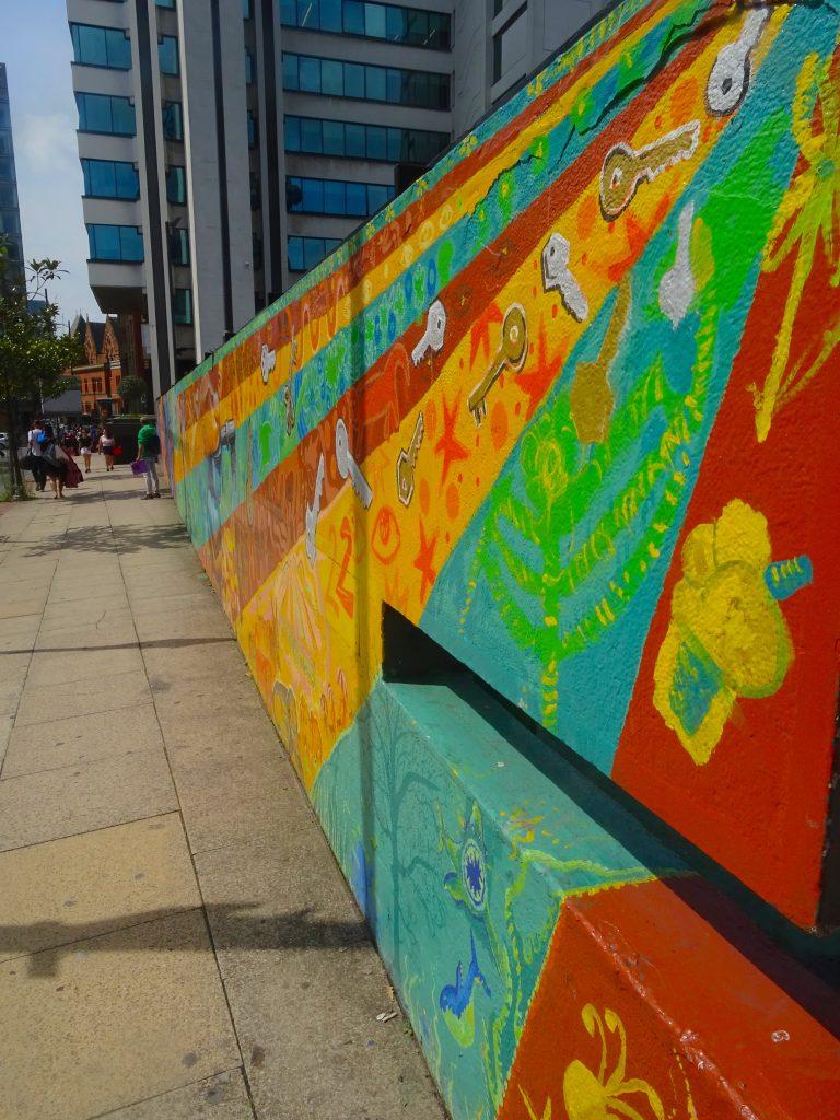 Keys Street Art