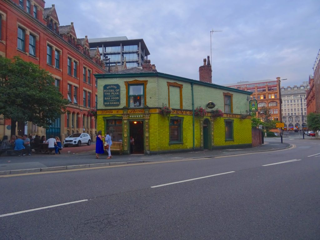 The Peveril Of The Peak