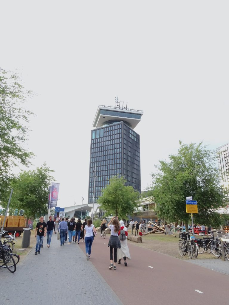 A'Dam Lookout