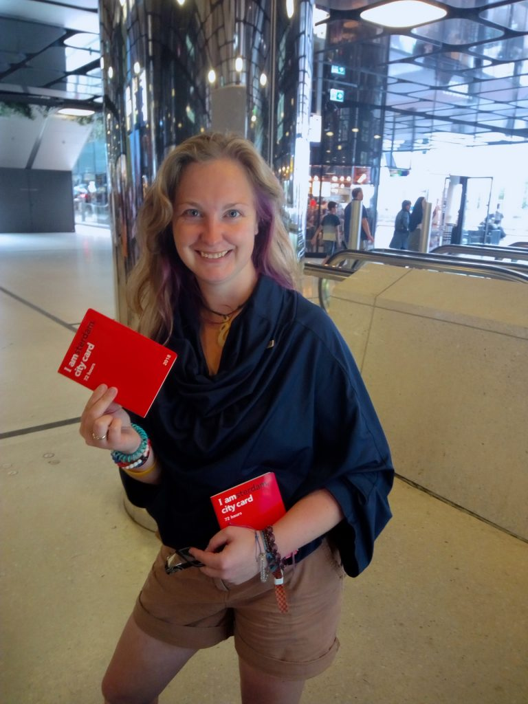 I Amsterdam City Cards