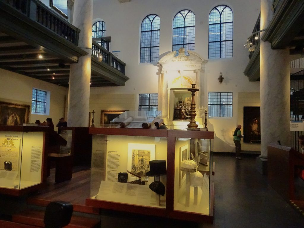 Synagogue In The Museum