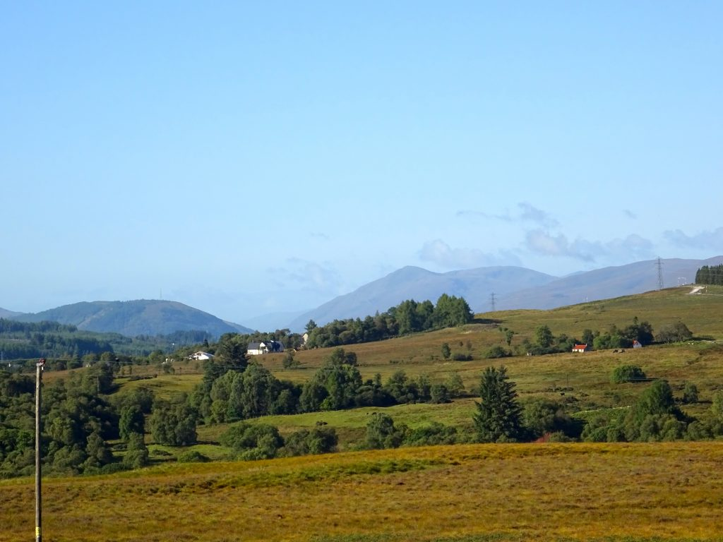 Ben Nevis View