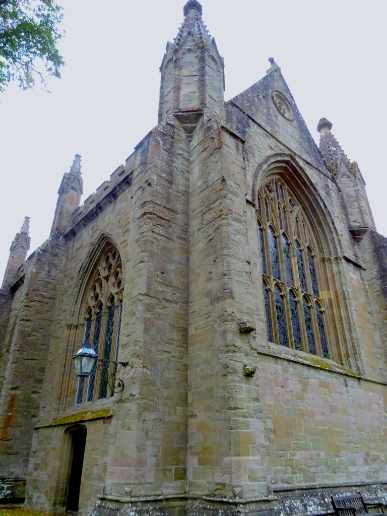 Cathedral In Dunkeld