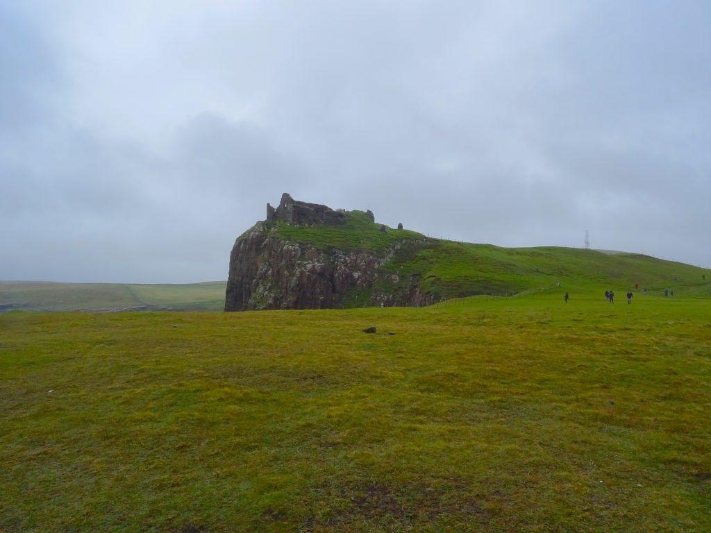 Duntulm Castle View
