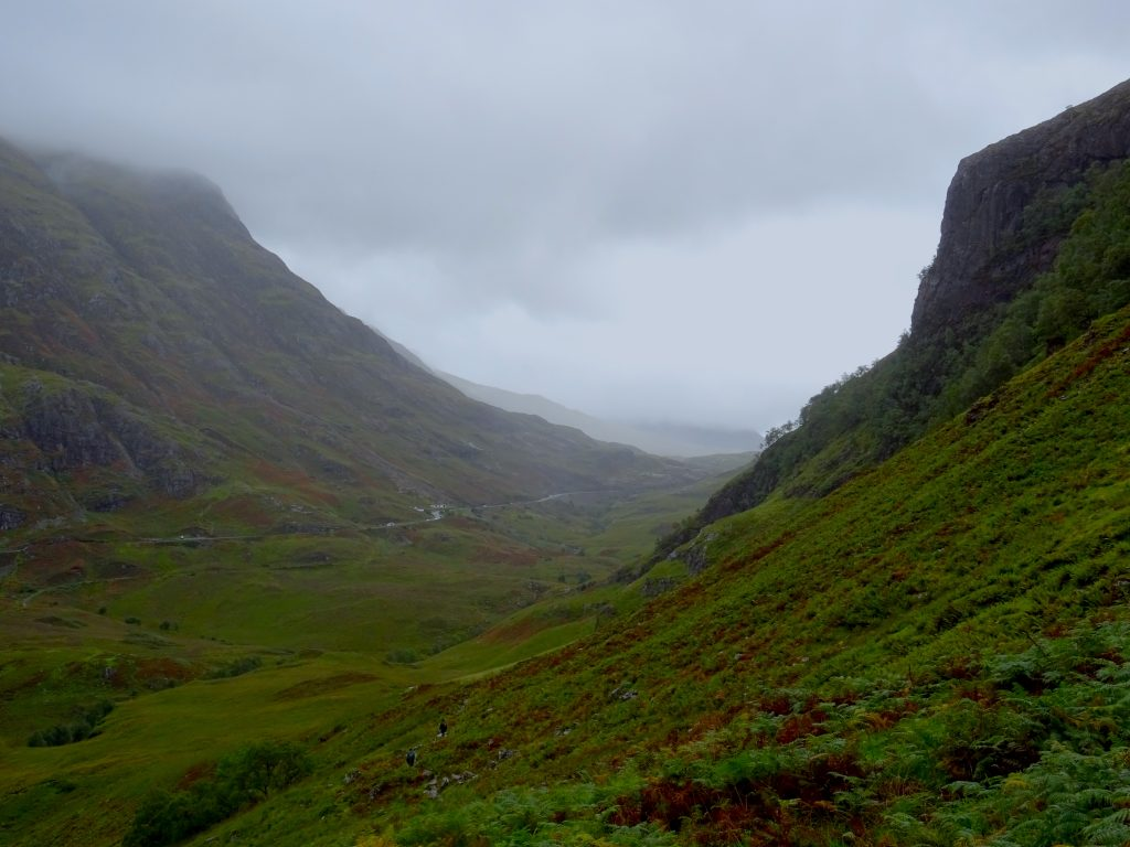 Looking Into Glencoe