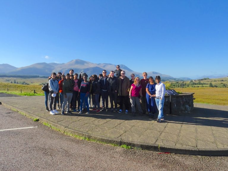 The Macbackpacker Tour Group At The Co
