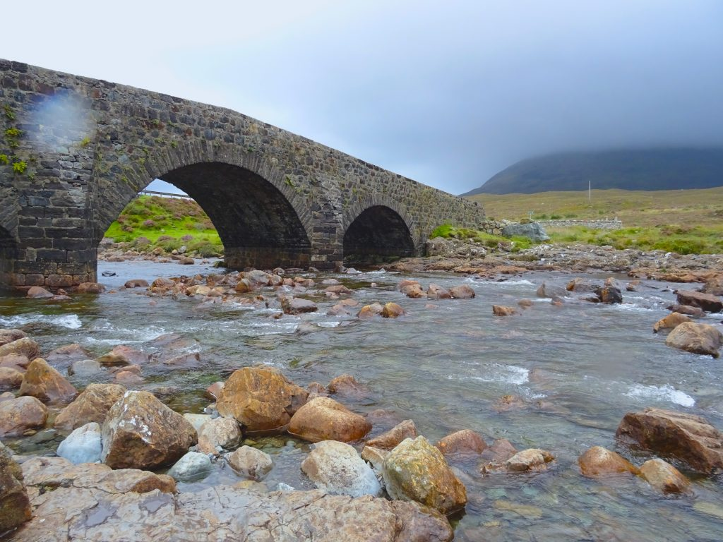 Bridge On Skye