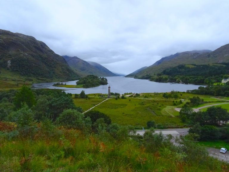 Be Sure To Look The Other Way For This View Of The Bonnie Prince Monument
