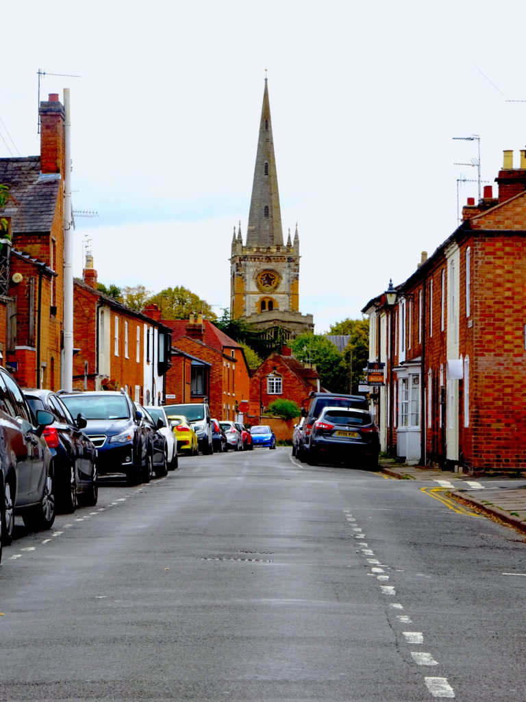 Stratford Street With Holy Trinity