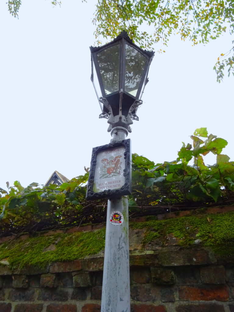Manchester Lamp Post Stratford-Upon-Avon